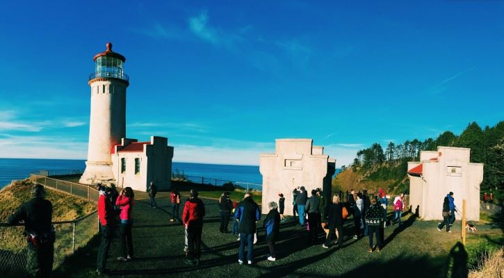 Cristalyn Lighthouse Tour