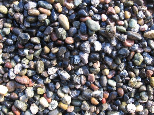 Obstruction Pass pebbles