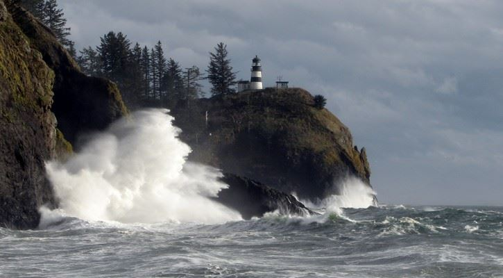 Lighthouses at Washington State Parks