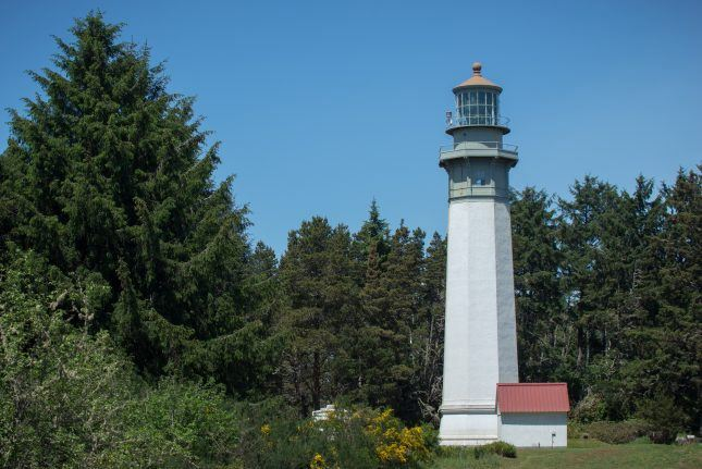 Exploring Coastal Guardians - Westport Light