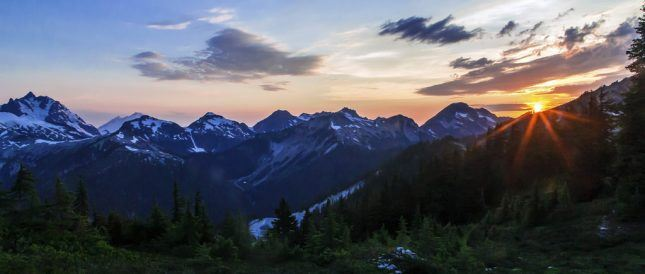 Celebrating the centennial - north cascades