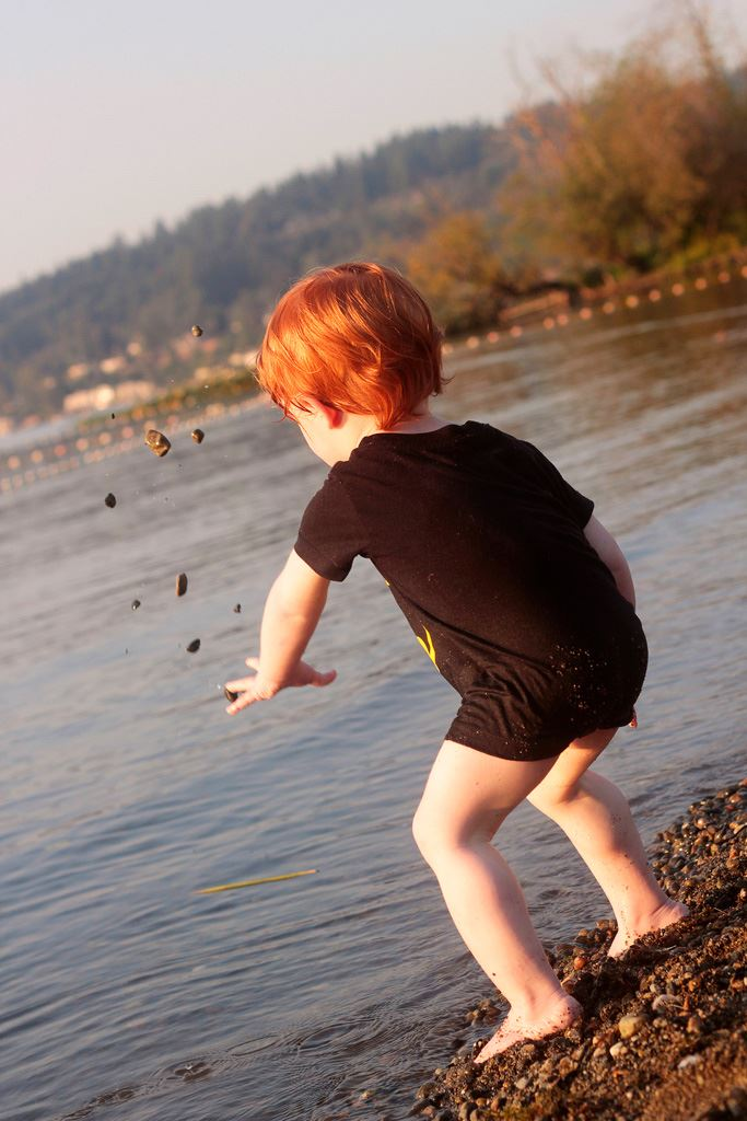 Best areas for skipping stones