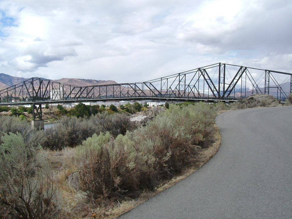Wenatchee Confluence Bridge and Trail CCFKR  theslowlane
