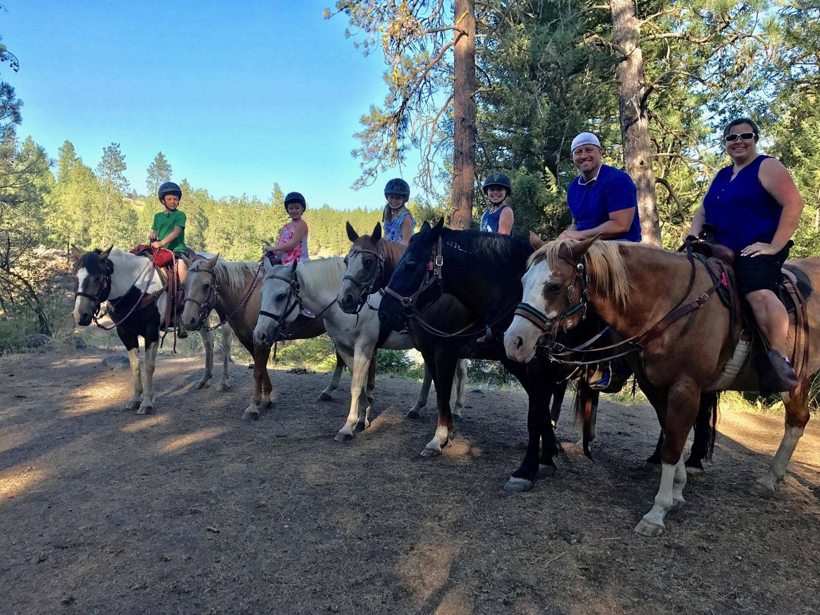True West Trail Rides