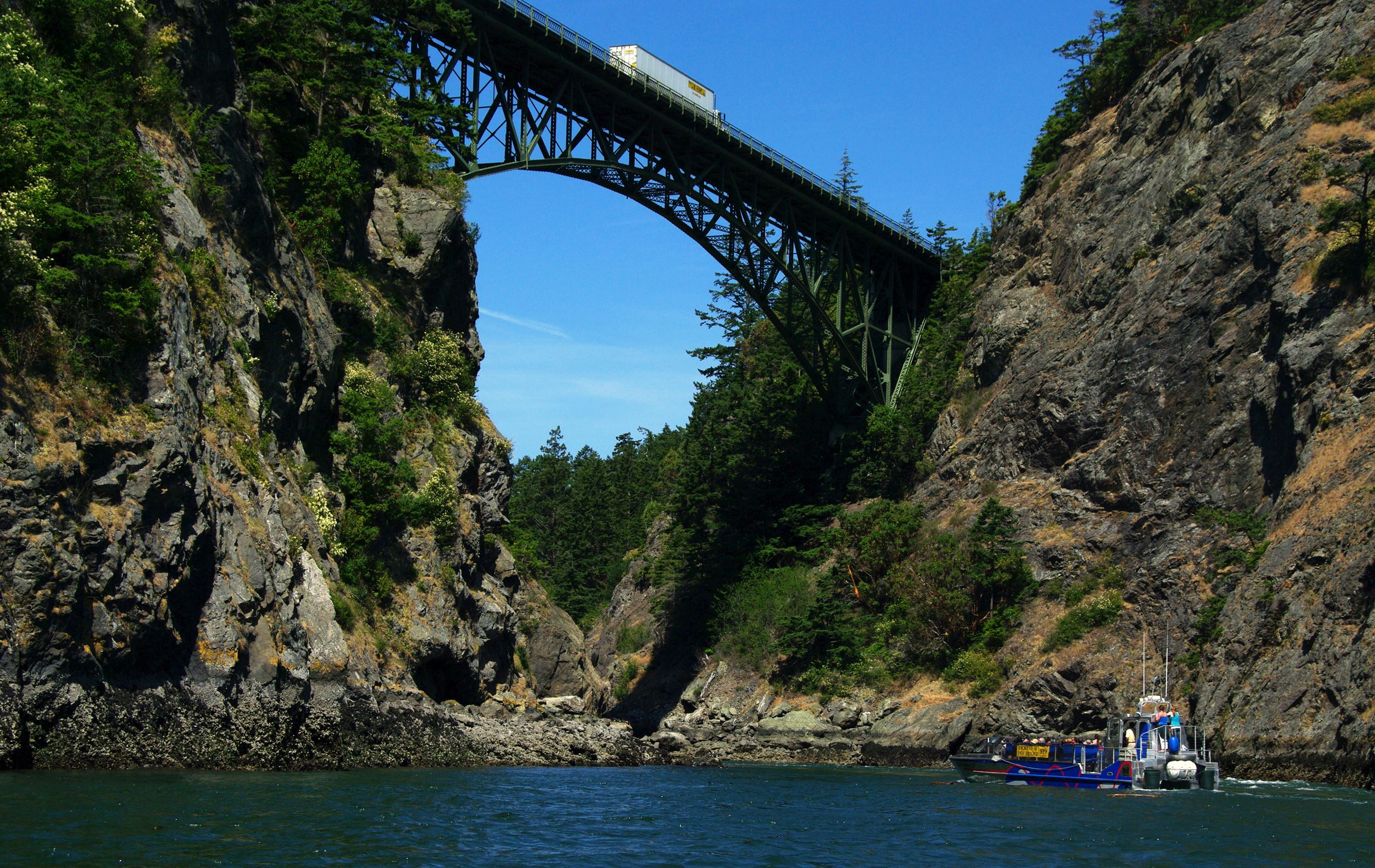 Deception Pass Tours 2