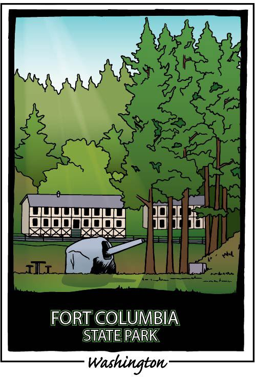 Fort Columbia State Park